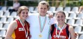 CAPOFERRI E' CAMPIONESSA ITALIANA PROMESSE NEL DISCO- DOPPIA CORONA PER HERRERA NEI 100 E 200